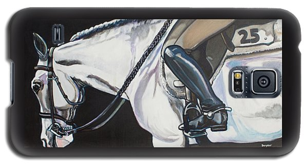 Quiet Ride Galaxy S5 Case by Stephanie Come-Ryker