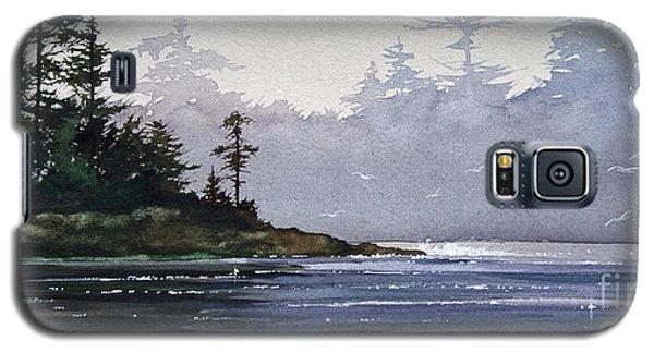 Quiet Shore Galaxy S5 Case