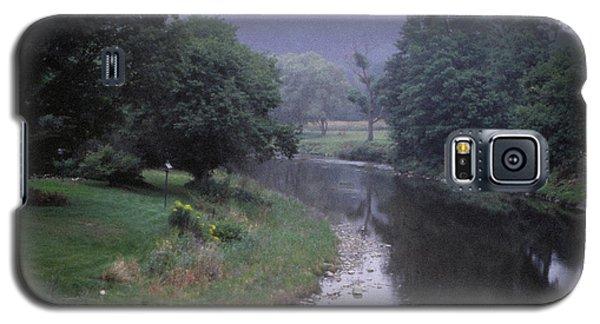 Quiet Stream- Woodstock, Vermont Galaxy S5 Case