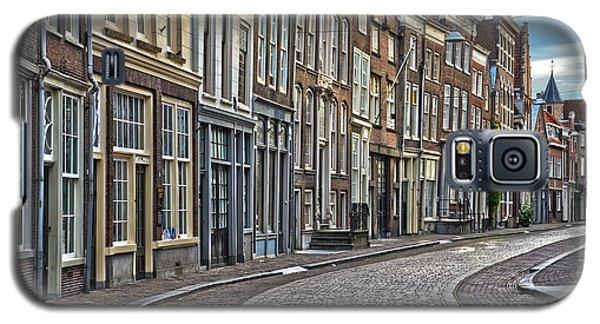 Quiet Street In Dordrecht Galaxy S5 Case