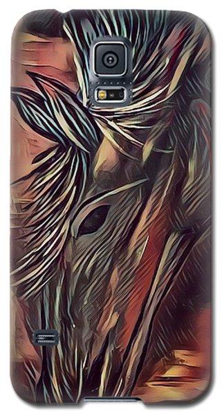 Quiet Strength Galaxy S5 Case