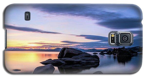 Quiet Sunset Galaxy S5 Case