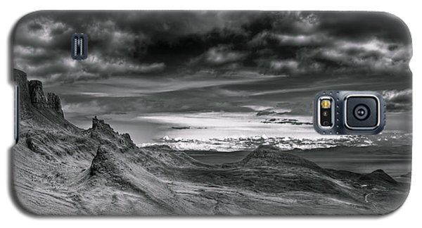 Quiraing On Isle Of Skye Scotland Galaxy S5 Case