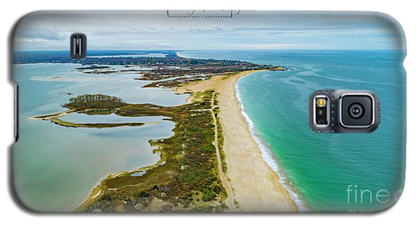 Quonochontaug Beach Galaxy S5 Case