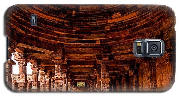 Qutub Minar Galaxy S5 Case by M G Whittingham