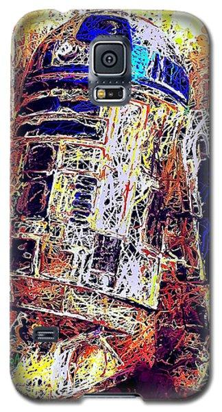 R2 - D2 Galaxy S5 Case