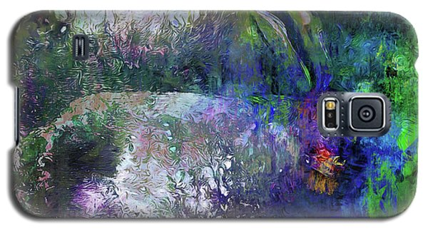 Rabbit Reflection Galaxy S5 Case