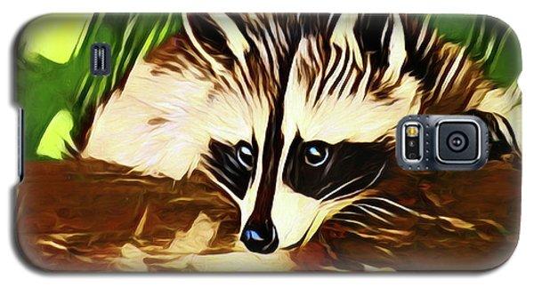 Raccoon 20218 Galaxy S5 Case