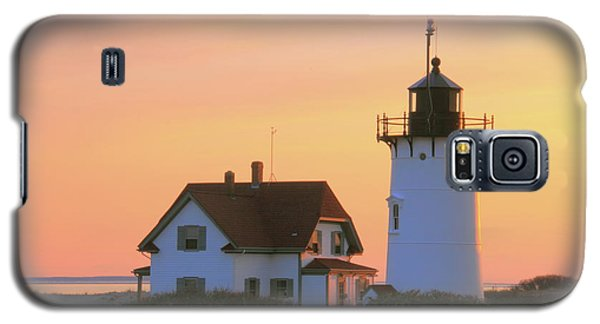 Galaxy S5 Case featuring the photograph Race Point Light by Roupen  Baker