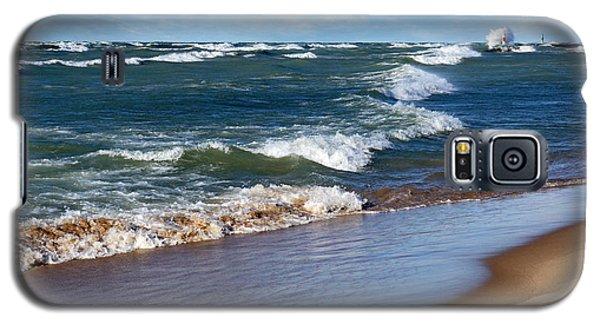 Race To Shore Galaxy S5 Case