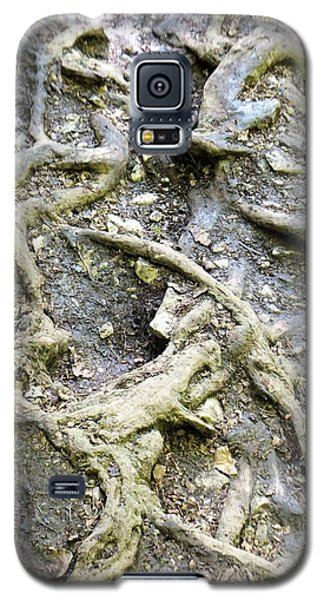 Galaxy S5 Case featuring the photograph Racinaire by Marc Philippe Joly