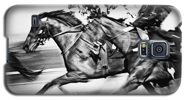 Racing Horses Galaxy S5 Case