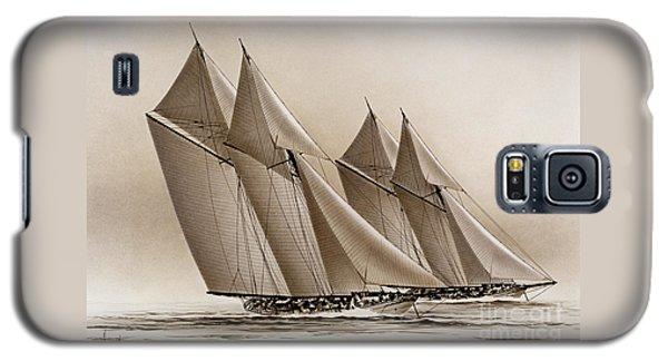 Racing Yachts Galaxy S5 Case
