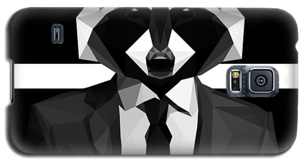 Racoon Galaxy S5 Case by Gallini Design