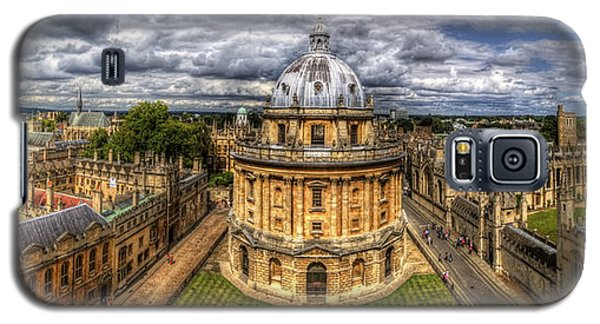 Radcliffe Camera Panorama Galaxy S5 Case
