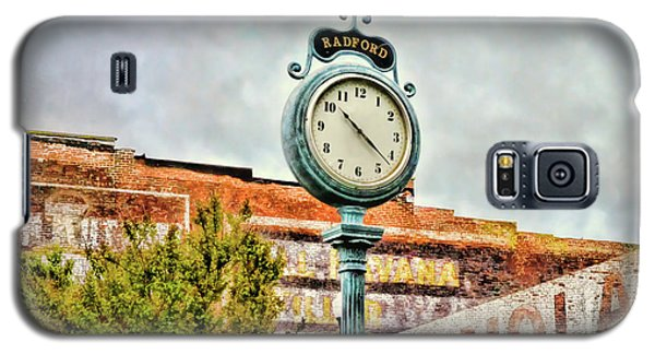 Radford Virginia - Time For A Visit Galaxy S5 Case
