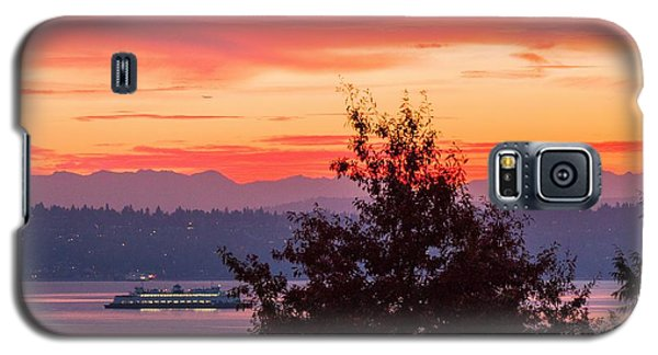 Radiance At Sunrise Galaxy S5 Case