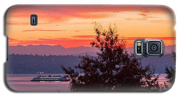 Radiance At Sunrise Galaxy S5 Case