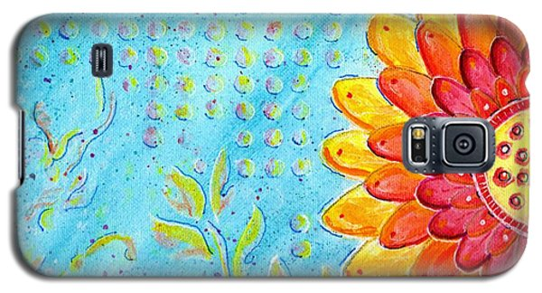 Radiance Of Christina Galaxy S5 Case by Desiree Paquette