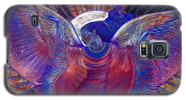 Galaxy S5 Case featuring the painting Radiance by Ragen Mendenhall