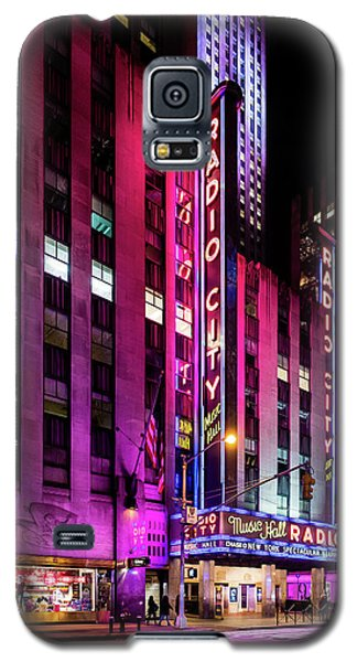 Radio City Music Hall Galaxy S5 Case