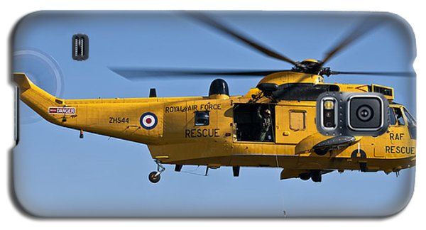 Raf Sea King Search And Rescue Helicopter 2 Galaxy S5 Case