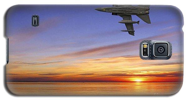 Airplane Galaxy S5 Case - Raf Tornado Gr4 by Smart Aviation