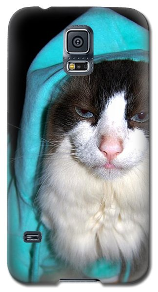 Rag Doll In Sweat Suit 3 Galaxy S5 Case by Angela Murray