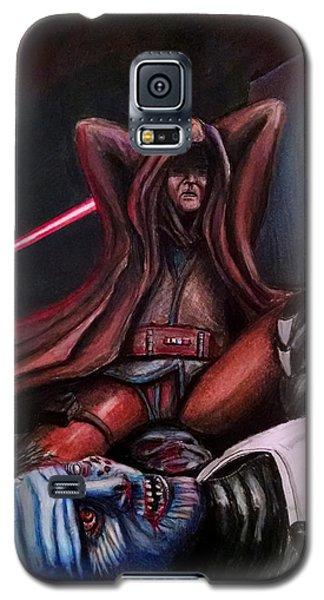 Rage Of The Jedi Galaxy S5 Case