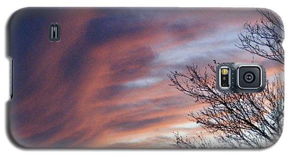 Raging Sky Galaxy S5 Case by Barbara Griffin