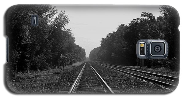Railroad To Nowhere Galaxy S5 Case
