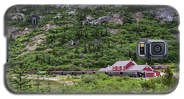 Railroad To The Yukon Galaxy S5 Case