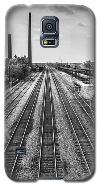 Rails Through Birmingham Galaxy S5 Case