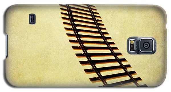 Train Galaxy S5 Case - Railway by Bernard Jaubert