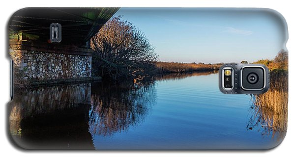 Railway Bridge Galaxy S5 Case