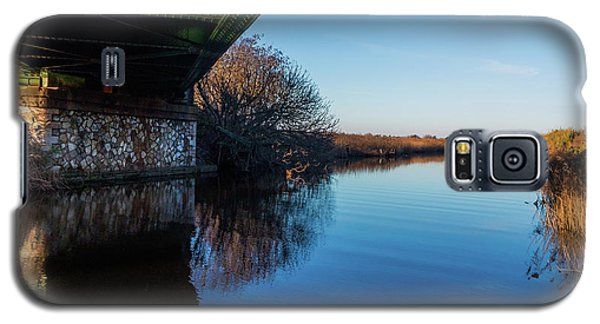 Railway Bridge Galaxy S5 Case