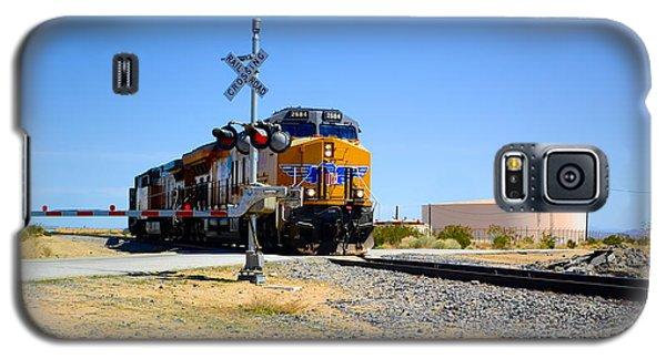 Railway Crossing Galaxy S5 Case