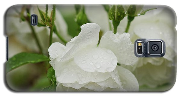 Rain Drops In Our Garden Galaxy S5 Case