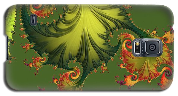 Rain Forest Galaxy S5 Case