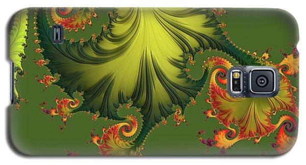 Rain Forest Galaxy S5 Case by Susan Maxwell Schmidt
