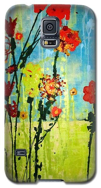 Rain Or Shine Galaxy S5 Case by Ashley Price