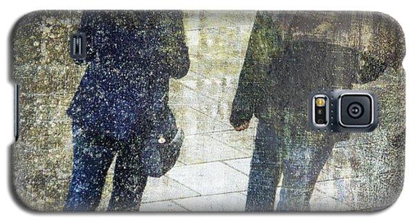 Rain Through The Fountain Galaxy S5 Case