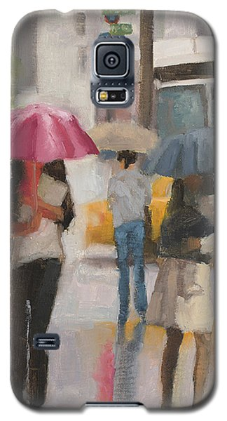 Rain Walk Galaxy S5 Case