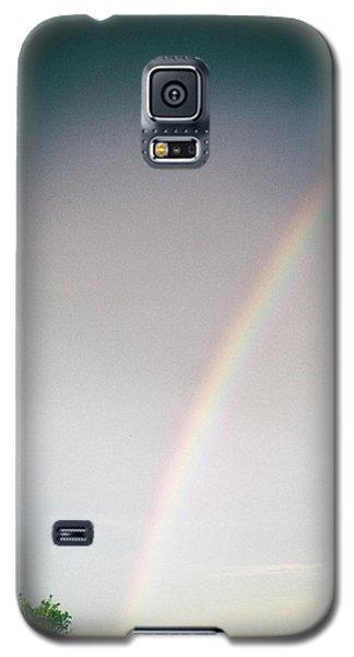 Rainbow #0157 Galaxy S5 Case