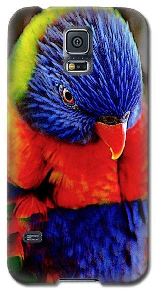 Rainbow Galaxy S5 Case by Adam Olsen