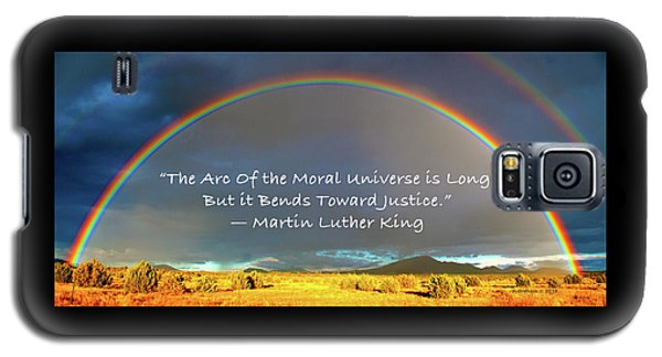 Martin Luther King - Justice Galaxy S5 Case