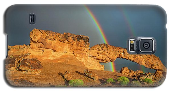 Rainbow Arch Galaxy S5 Case