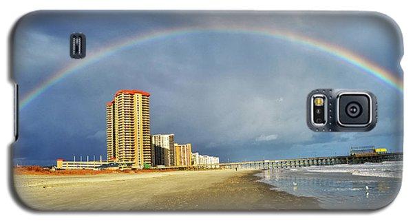 Rainbow Beach Galaxy S5 Case