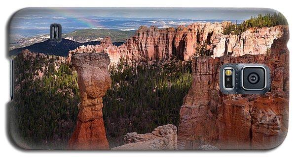 Rainbow Bryce Canyon Galaxy S5 Case
