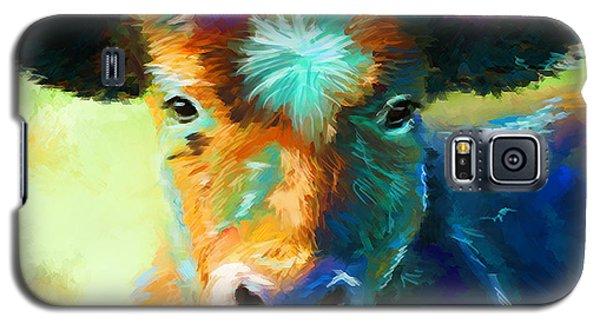 Rainbow Calf Galaxy S5 Case
